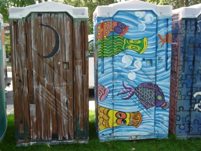 new haven designer porta potties